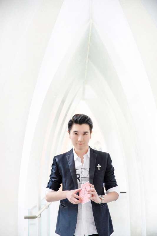 Toby Zhang Magician