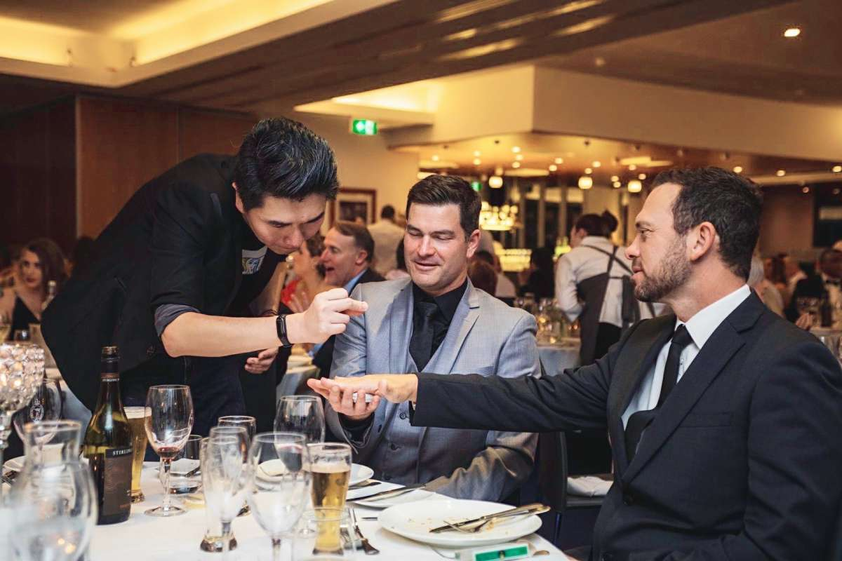 Magician Show for Corporate Events