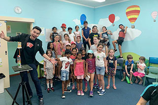 Kids Party Magic Perth