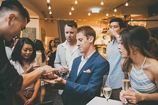Wedding Magician Perth